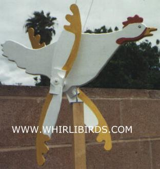 whirligigs are great lawn decorations!